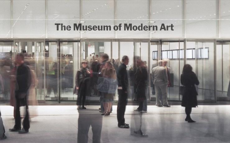 13 Museum of Modern Art
