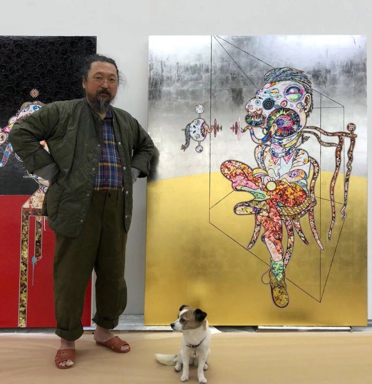 7 Takashi Murakami