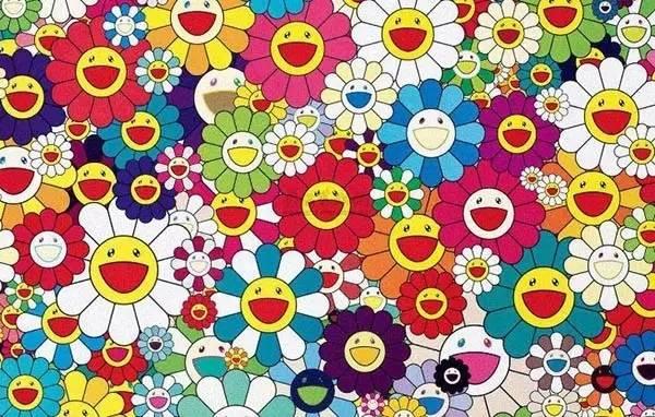 9 太阳花