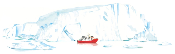 伊卢利萨特,冰峡湾